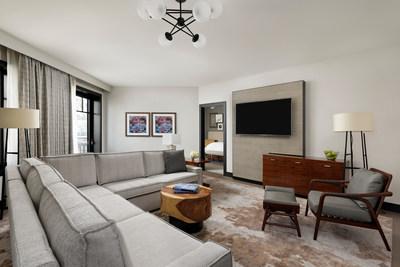 Suite Premier de un dormitorio con vista a la montaña completamente rediseñada