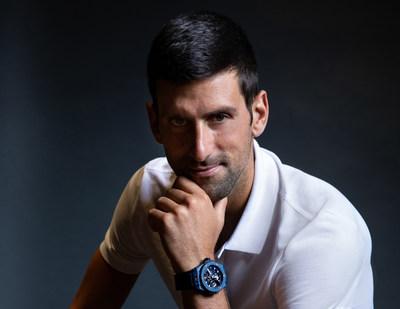 Novalk Djokovic New Hublot Ambassador