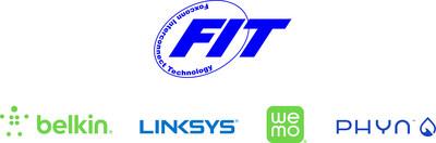 Foxconn Interconnect Technology x Belkin International logo (PRNewsfoto/Belkin International)