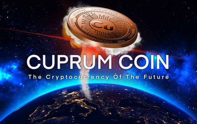 """Cuprum Coin: """"One of the most valuable cryptocurrencies in the world successfully launched"""""""